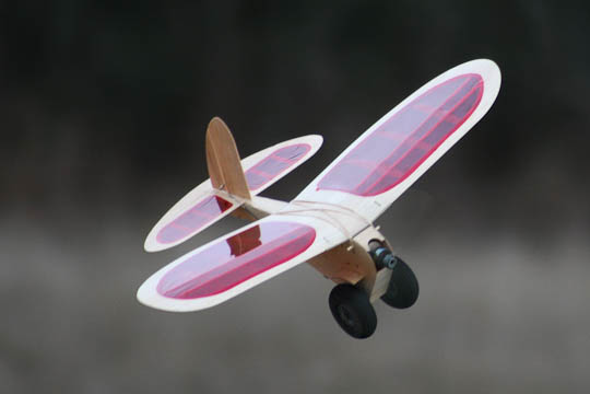 Mud Bug flying